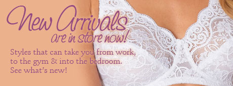 New Arrivals at Bodesire Lingerie Boutique