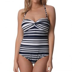 Sabi Nautical Stripe Swimwear